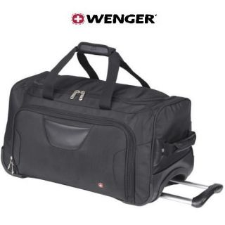 wenger reisetasche mit rollen punkte. Black Bedroom Furniture Sets. Home Design Ideas